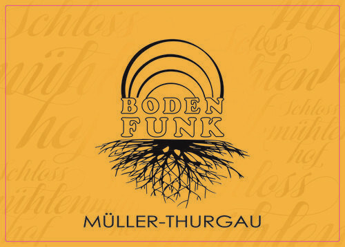 """Schloss Muhlenhof """"Boden Funk"""" Muller Thurgau 2020"""