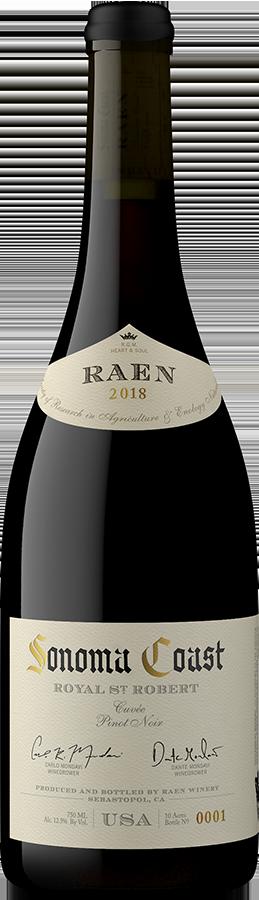 RAEN Royal St Robert Cuvee Pinot Noir 2018