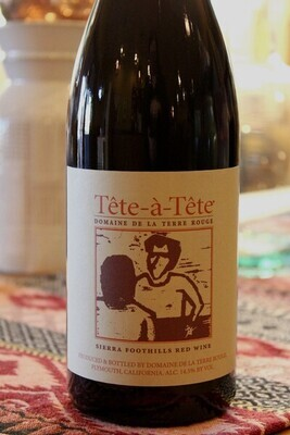 Terre Rouge 2014 Tete-a-Tete Rhone Blend