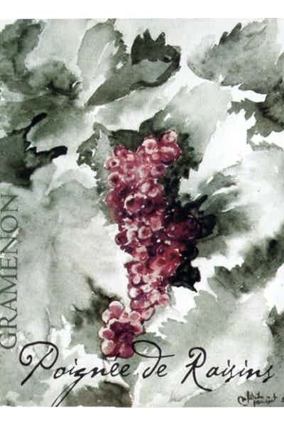 Domaine de Gramenon 2020 Cotes du Rhone Poignee de Raisins
