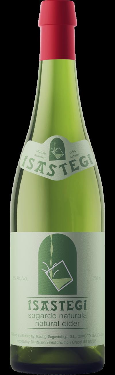 Isastegi Sagardo Natural Cider