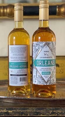Eden La Garagista Orleans Herbal Vermouth