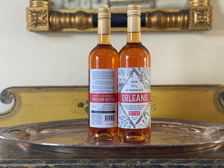 Eden La Garagista Orleans Bitter Vermouth