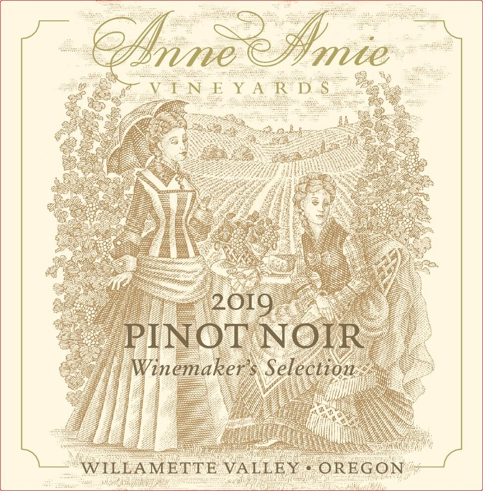 Anne Amie 2019 Willamette Valley Pinot Noir Winemakers Selection
