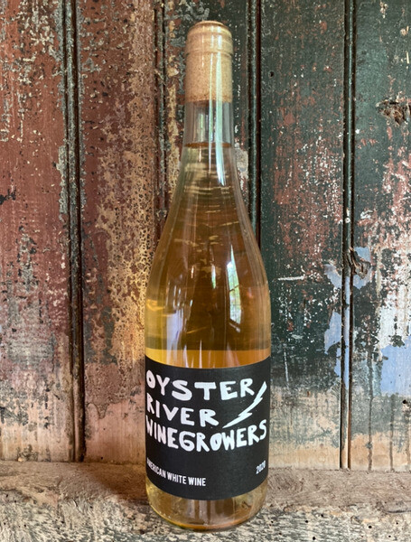 Oyster River 2020 White