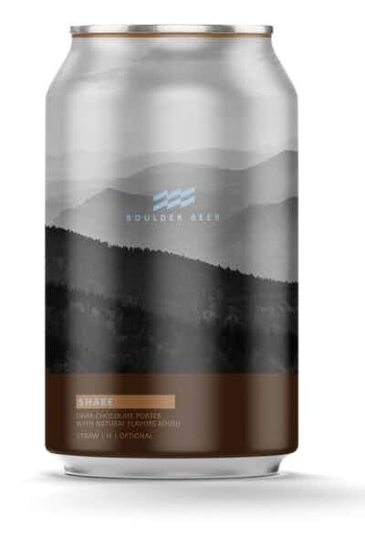 Boulder Shake Dark Chocolate Porter
