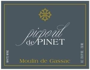 Moulin de Gassac 2020 Picpoul de Pinet