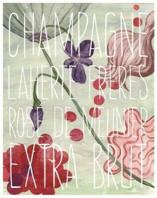 Laherte-Freres Rose' de Meunier Extra Brut NV