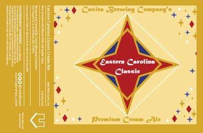 Casita Eastern Carolina Classic Cream Ale