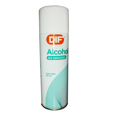 Alcohol DIF en spray 210 ml