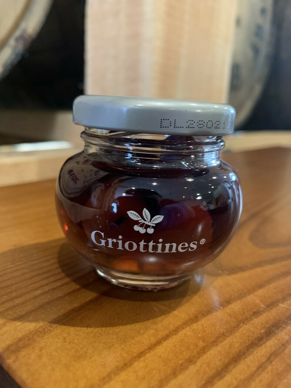 Griottines Cherries in Brandy