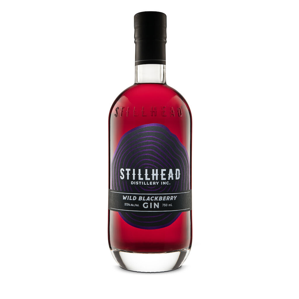 Wild Blackberry Gin