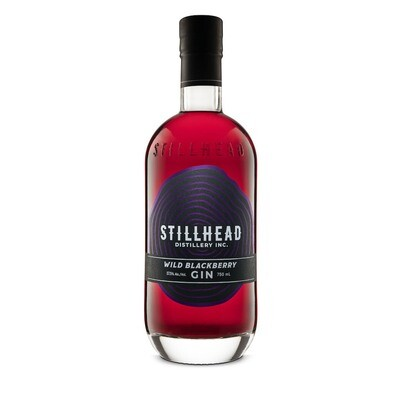Wild Blackberry Gin