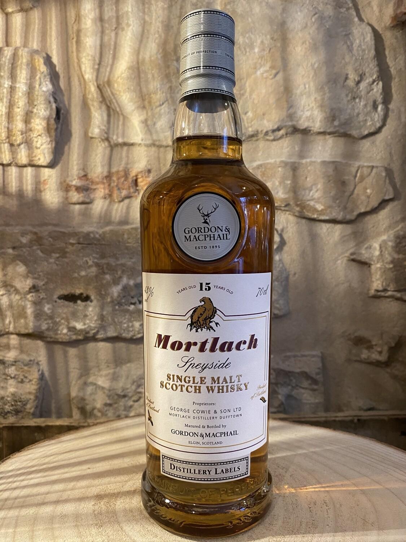 Whisky Gordon & Macphail : Mortlach