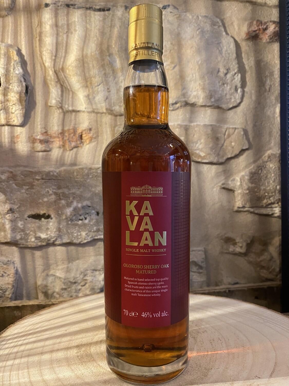 Whisky Kavalan Olorosso Sherry Oak