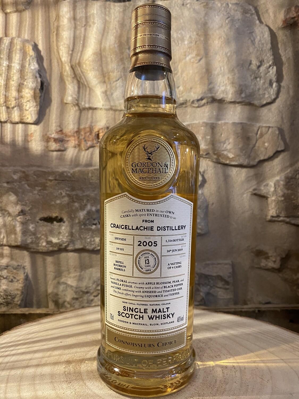 Whisky Gordon & MacPhail Craigellachie 2005