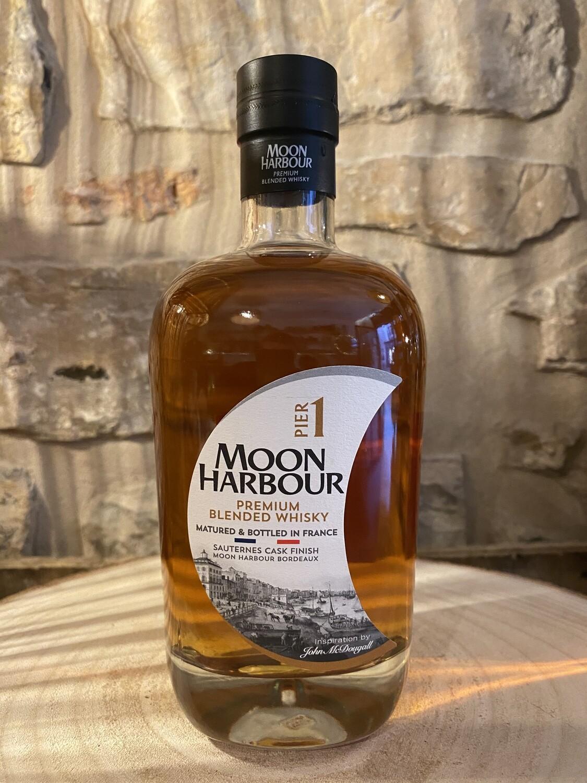 Whisky Moon Harbour Blended Sauternes Cask