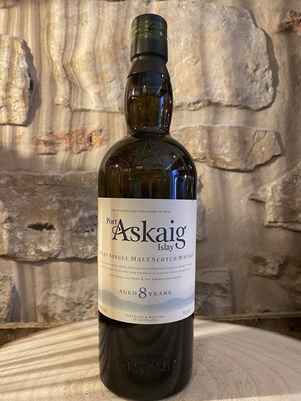 Whisky Port Askaig Islay 8 ans
