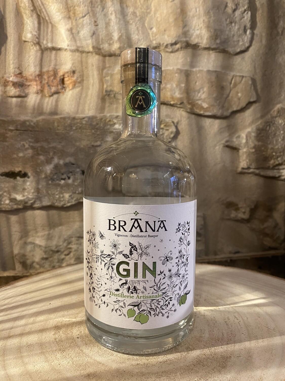 Gin Brana Citron Vert