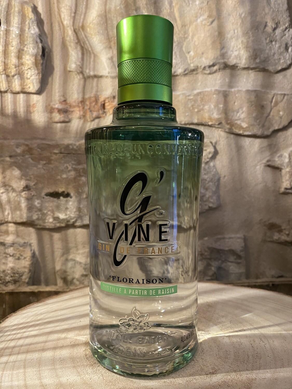 Gin G-vine Floraison