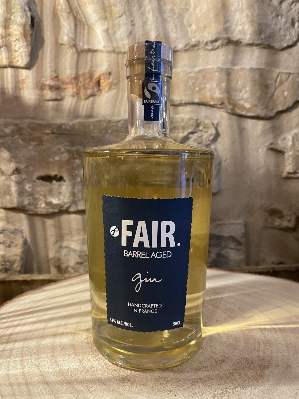 Gin Fair Barrel Aged
