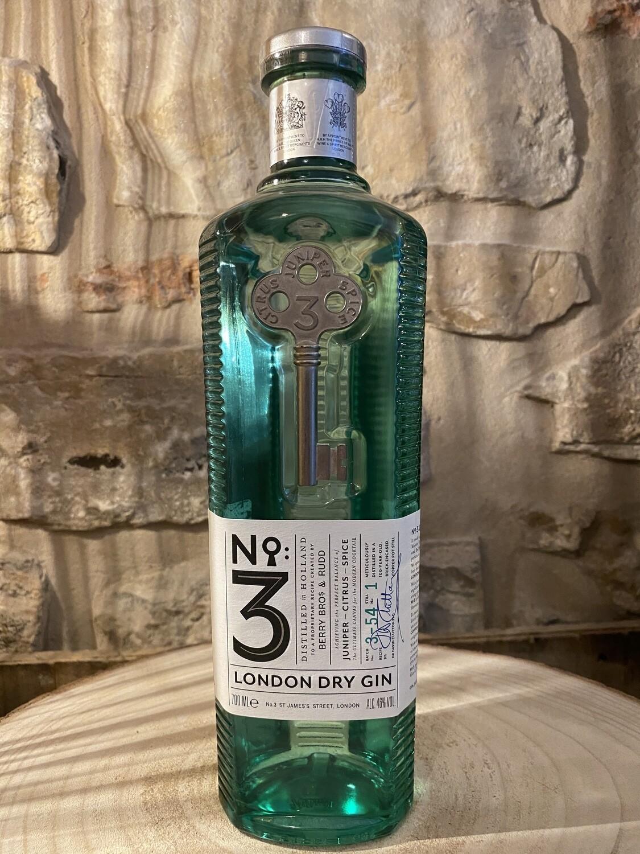 Gin N3 , London