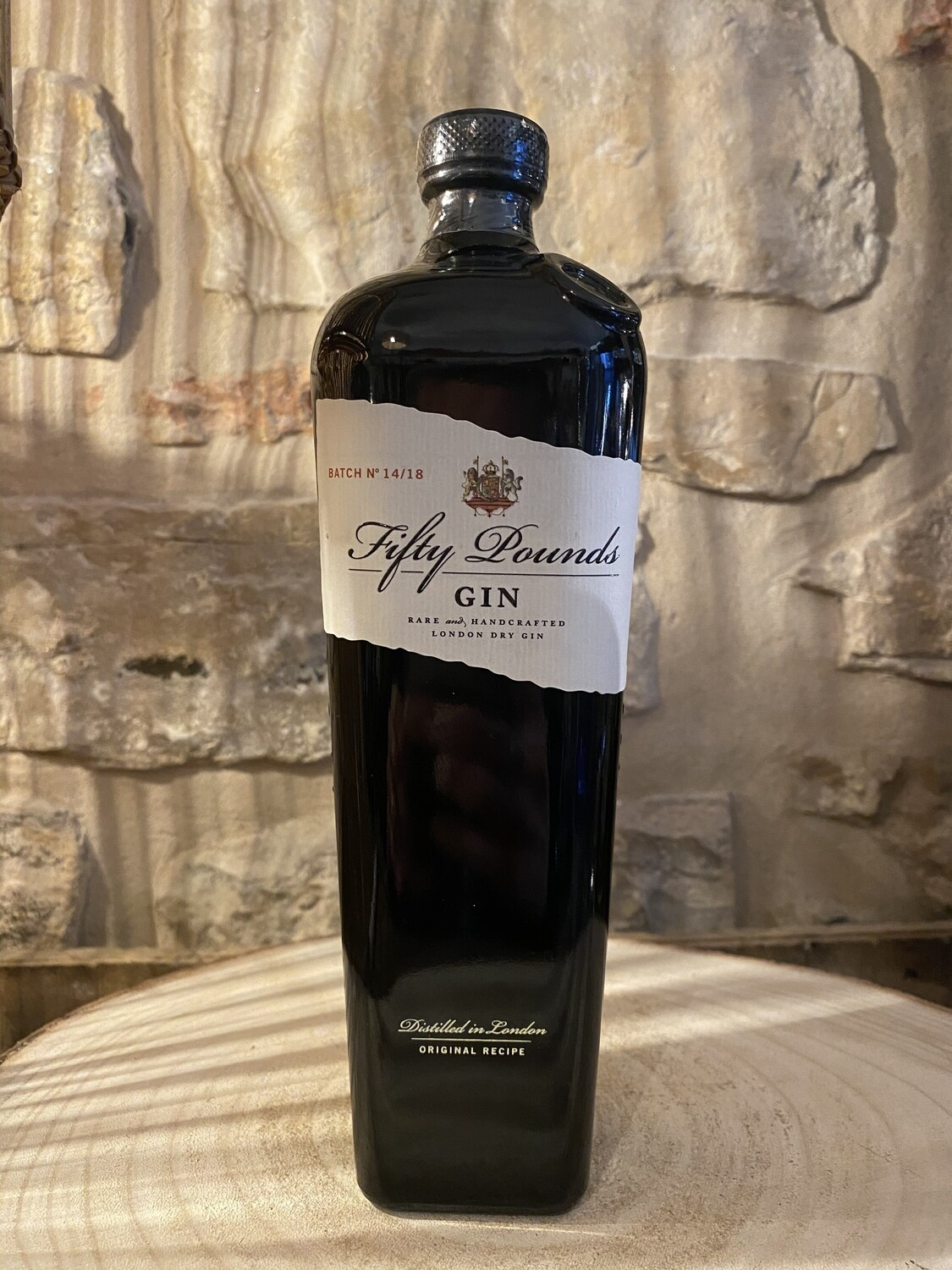 Gin Fifty Pounds, London