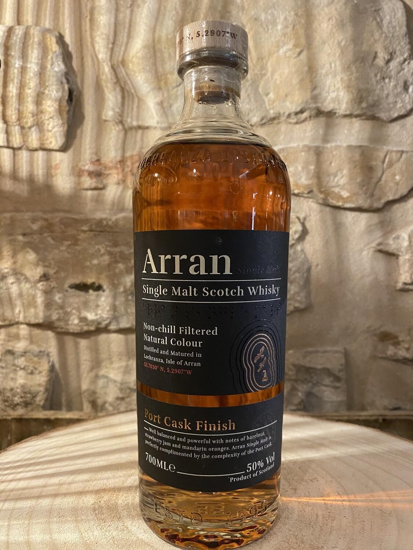 Whisky Arran Single Malt, Ecosse