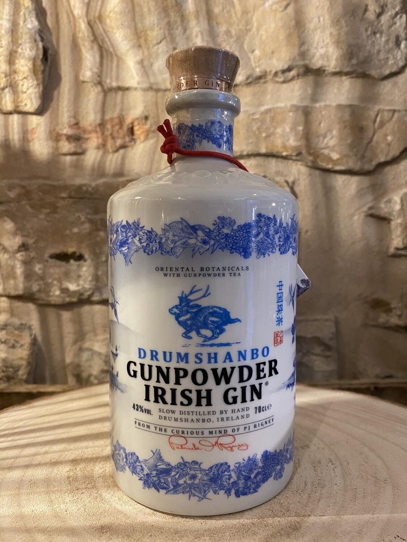 Gin Gunpowder, Irlande