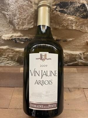 Domaine de La Pinte, Vin jaune, Arbois 2009