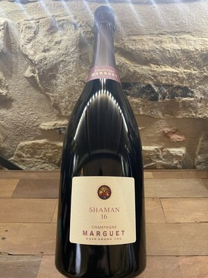 Magnum Champagne B Marguet Rosé grand cru, Shaman 16