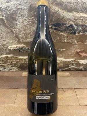 Domaine Pellé 2018, Menetou Salon Morogues, Vignes de ratier