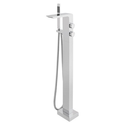 Omika Floor Mounted Bath Filler