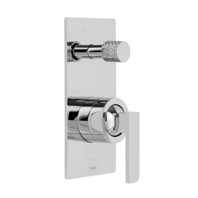 Omika 2 Outlet Single Lever Shower Valve