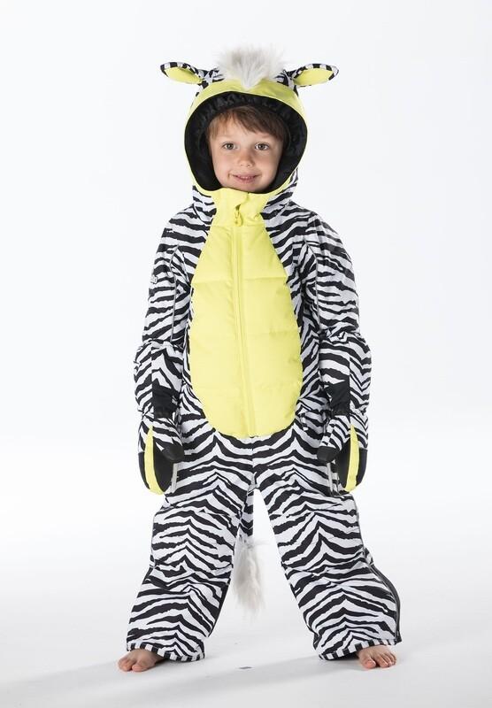 Комбинезон  Zebra