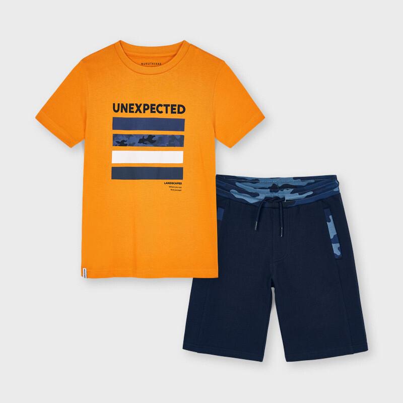К-кт:футболка,шорты
