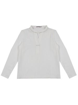 """Блуза дл.рук  """"Цепочка на стойке"""""""