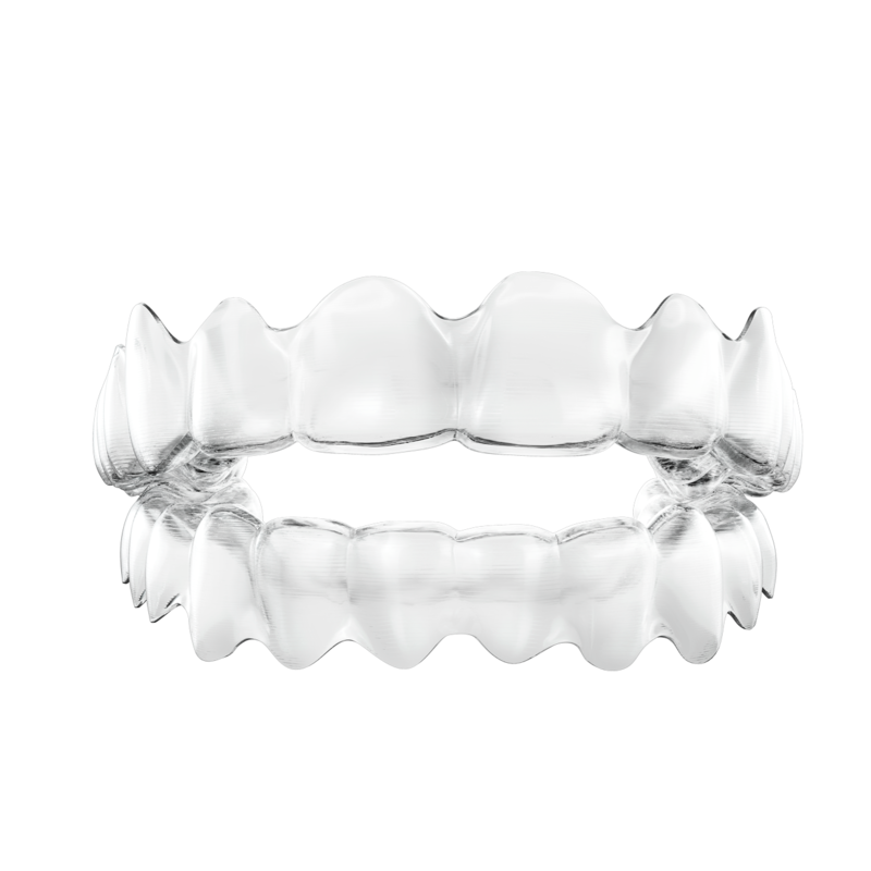Vivera Retainers, upper and lower x 3