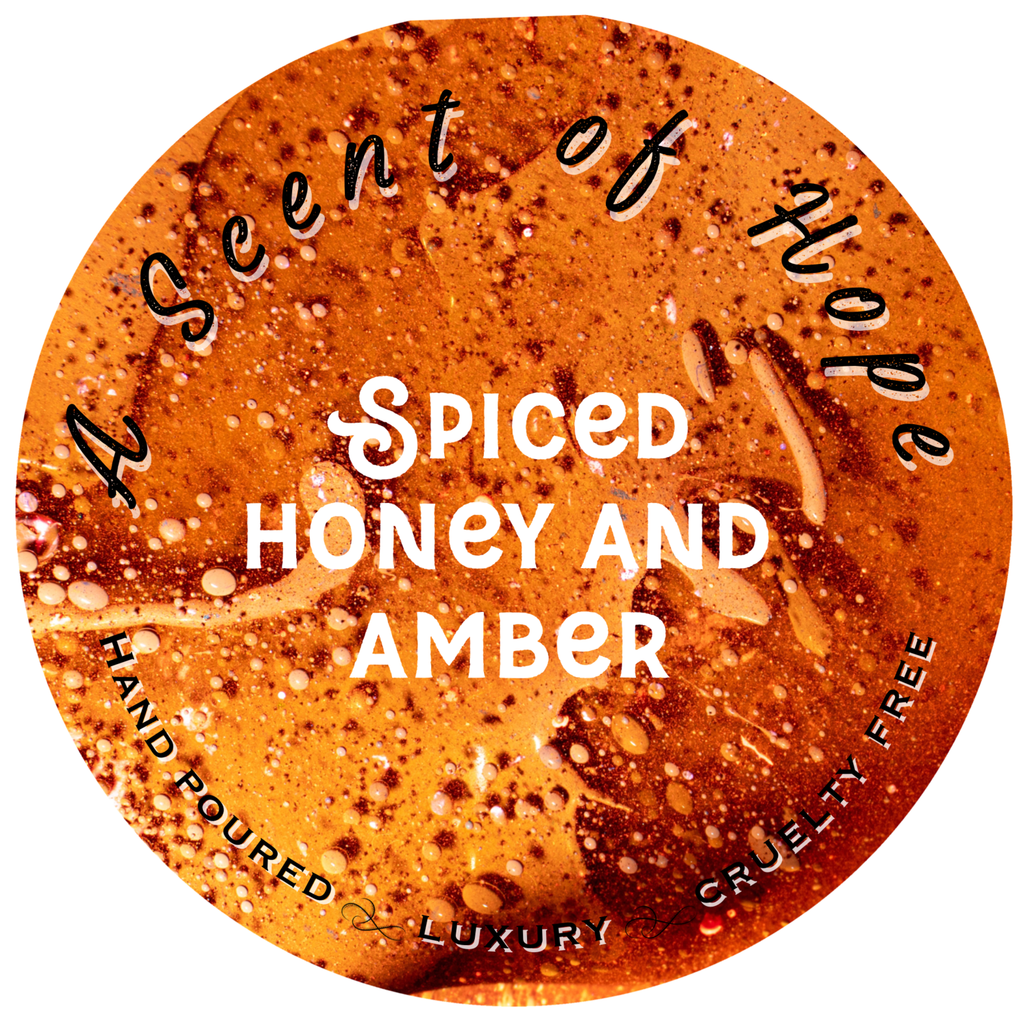 Spiced Honey and Amber
