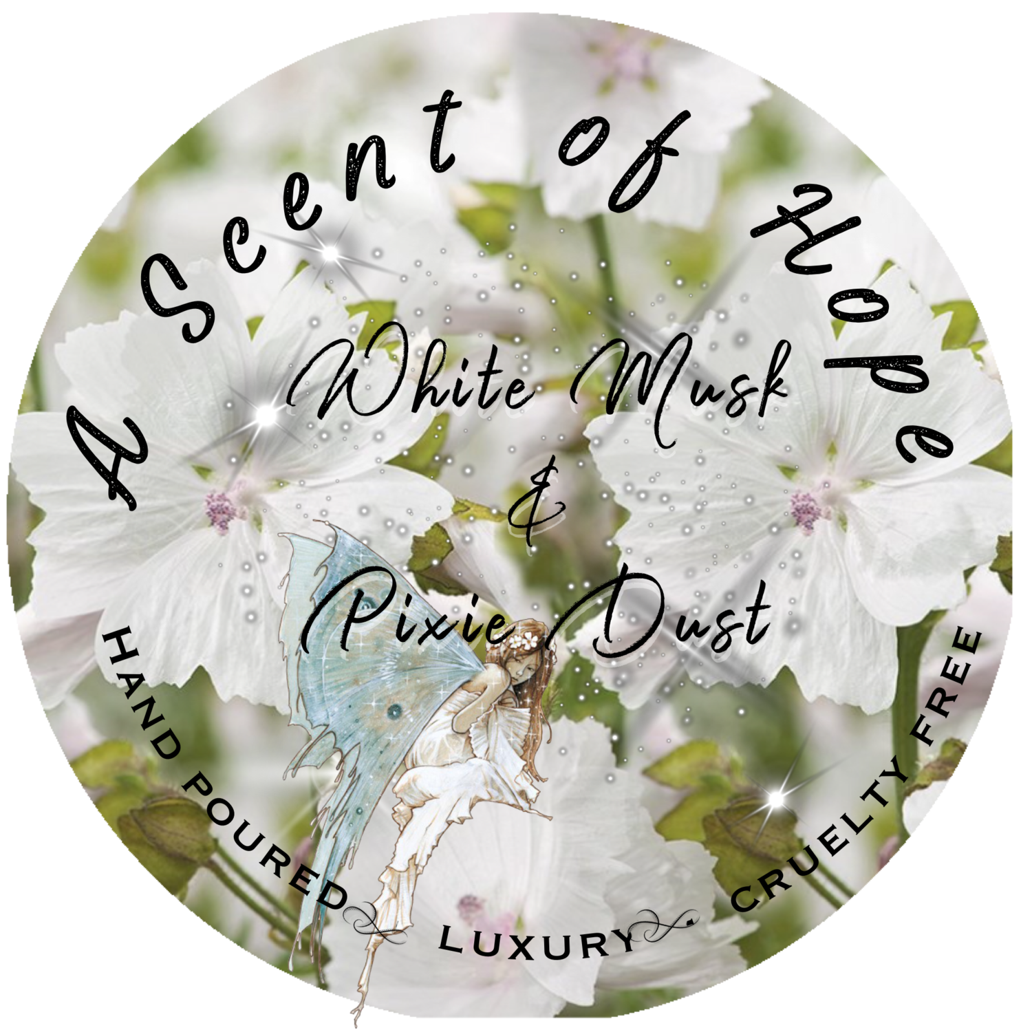 White Musk and Pixie Dust