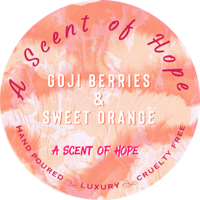 Goji Berries and Sweet Orange