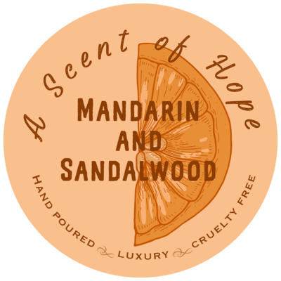 Mandarin and Sandalwood