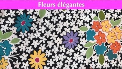Fleurs Élégantes