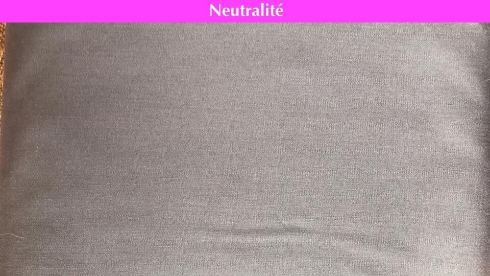 Masque - Neutralité (gris)
