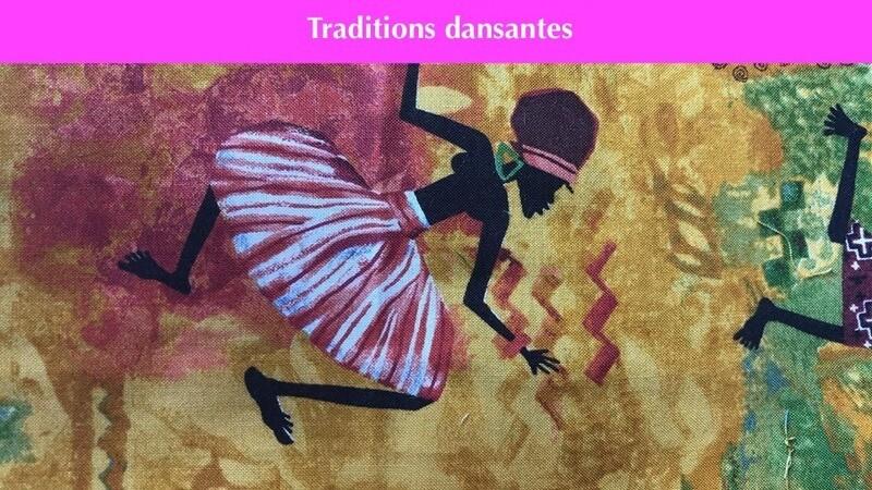 Masque - Traditions Dansantes
