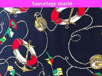 Masque premium - Sauvetage Marin
