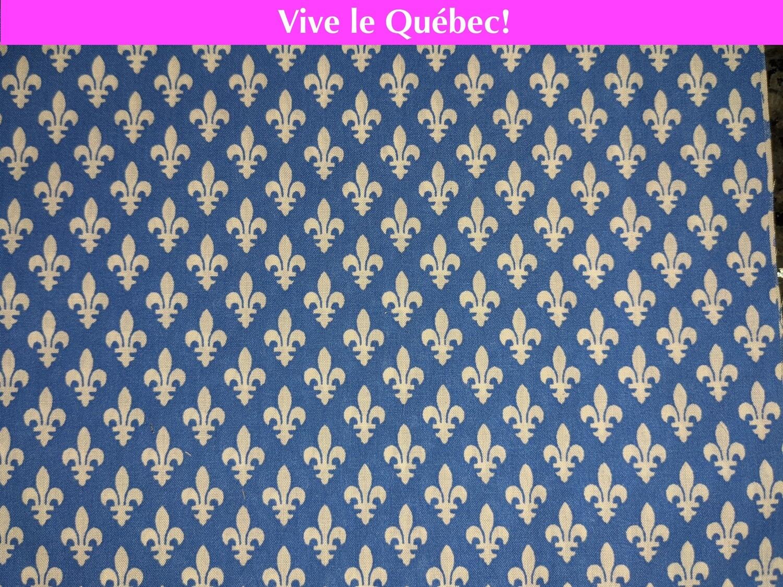 Masque - Vive le Québec!