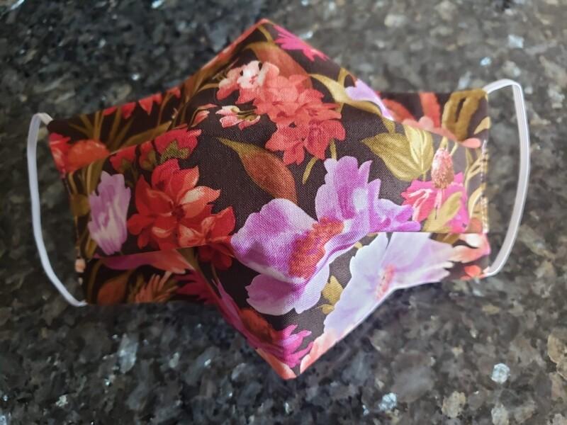 Masque - Fleurs #1