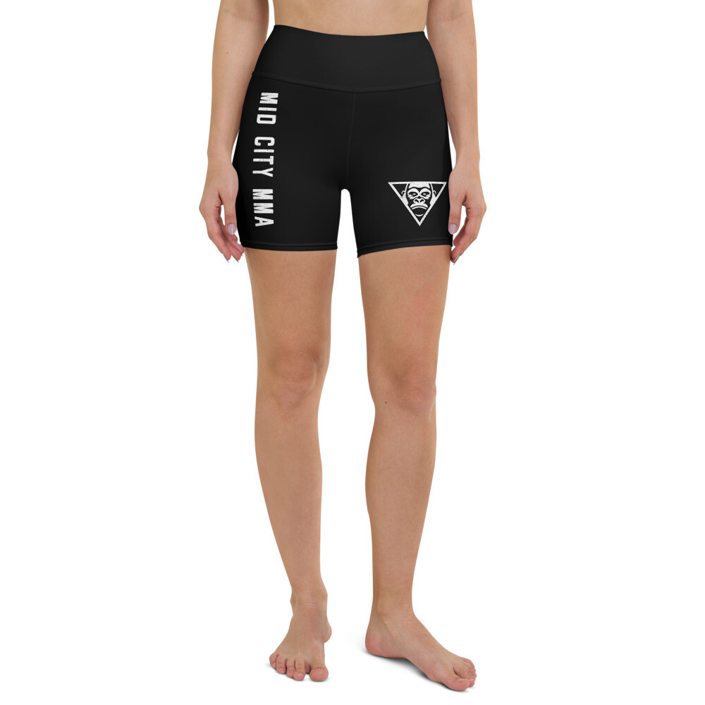 Mid City MMA Women's Compression Shorts