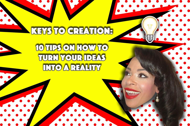 Keys to Creation ebook + bonus video guide